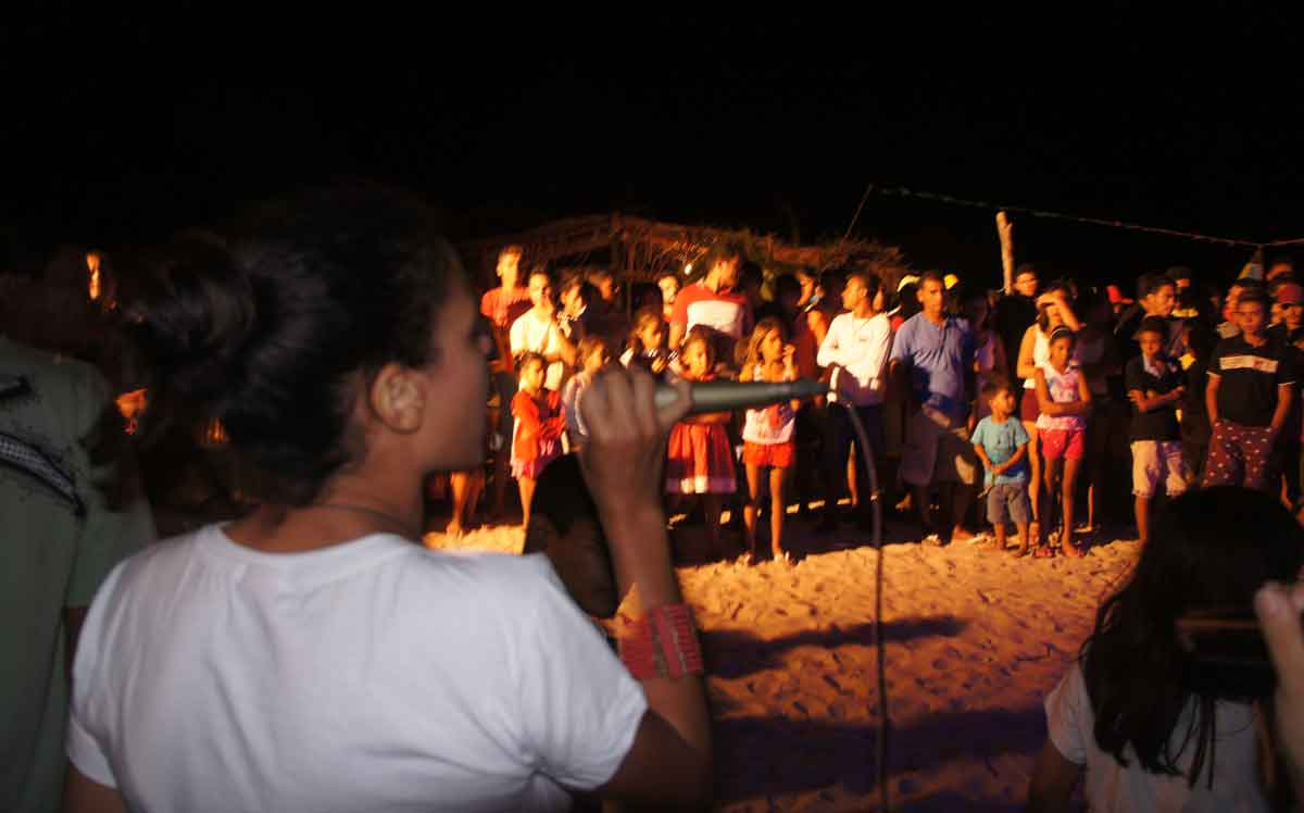 Caetanos de Cima realiza VII Terreiro Cultural